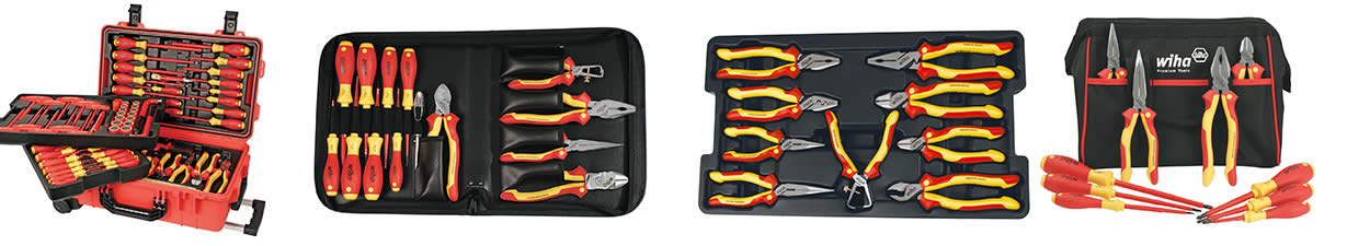 Insulated Electrical Tool Kits