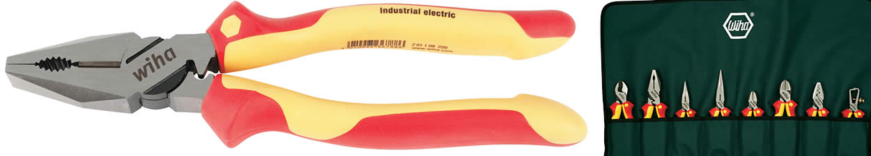 Industrial Insulated Pliers