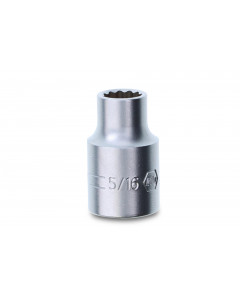 "3/8"" Drive Socket, 12 Point, 5/16"""