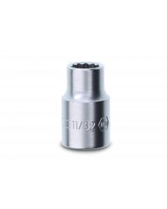 "3/8"" Drive Socket, 12 Point, 11/32"""