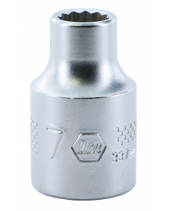 "3/8"" Drive Socket, 12 Point, 7.0mm"