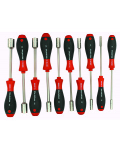 SoftFinish® Nut Driver Inch 10 Piece Set