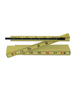 "MaxiFlex Folding Ruler 6"" Depth Extension 6' Outside Reading"