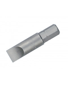 """Slotted Insert Bit on 5/16"""" Drive"""