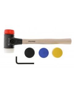 7 Piece Split Head Mallet Set