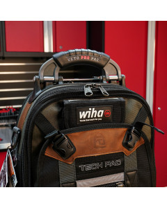 Limited Edition 50 Piece Wiha Tools with Veto Pro Pac Tech Pac Backpack Set