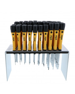 50 Piece ESD Safe PicoFinish® Precision Screwdriver Master Set