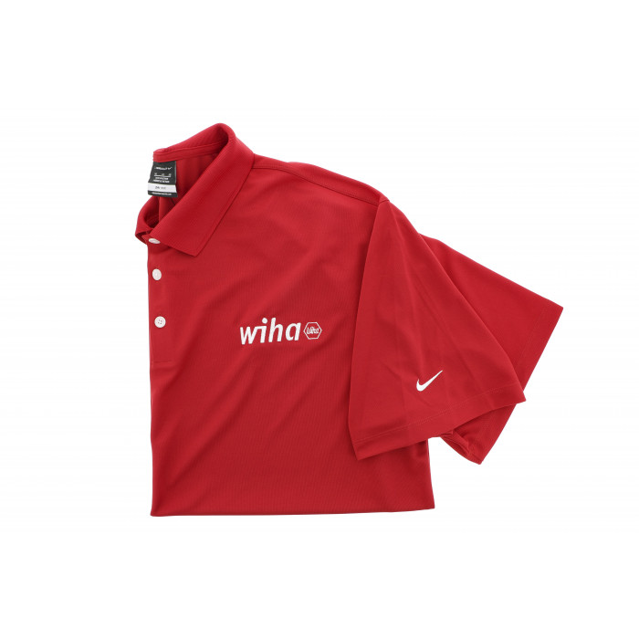 WIHA POLO NIKE RED LARGE