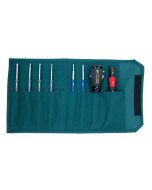 TorqueControl 8 Piece Slotted/Phillips Blade Set in Canvas Pouch