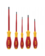 Slotted and Phillips Insulated Screwdriver Set 5-Piece