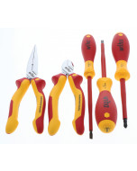 Insulated Pliers/Cutters & Drivers Set