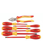 Insulated Lineman's Pliers & Drivers Set