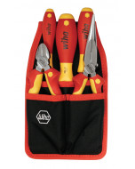Insulated Pliers/Cutters/Screwdrivers 5 Piece Set