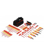 Insulated 66 Piece  Set