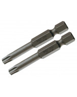 "Security Torx® Power Bit 2"" 2 Pack"